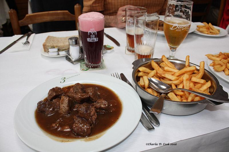 Photo of Vlaams Carbonade at 3 Fonteinen restaurant
