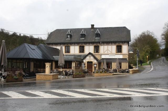 La Nouvelle Hostellerie d'Orval