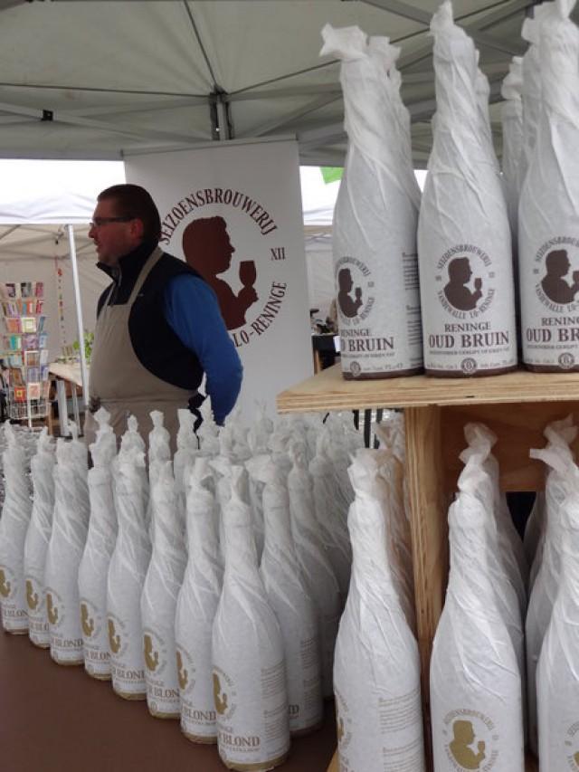Seizoensbrouwerij Vandewalle in Celebrator Beer News
