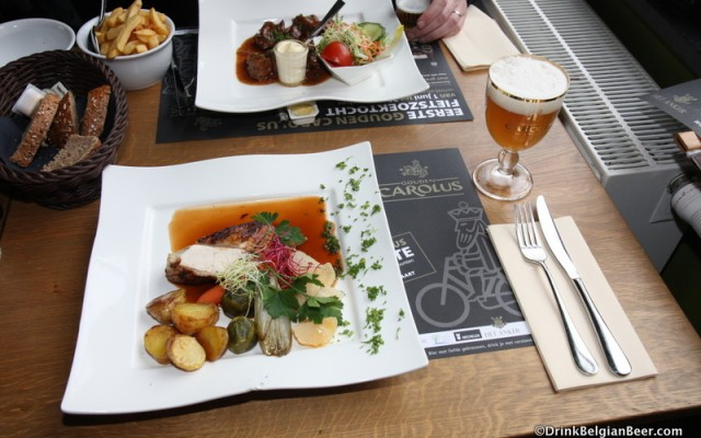 Five Fabulous Meals with Belgian Beer-Celebrator Beer News