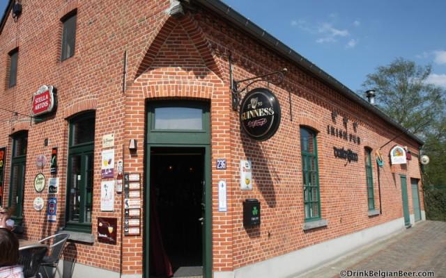 Irish Pub Dubh-Linn, #1 Orval Ambassador Cafe 2013
