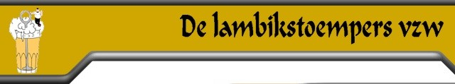 THE Lambic Beer weekend in August