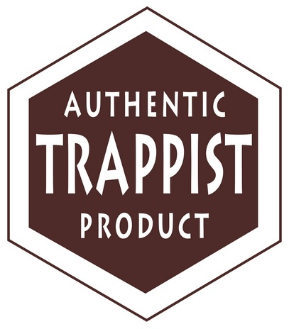 """The """"Authentic Trappist Product"""" logo."""