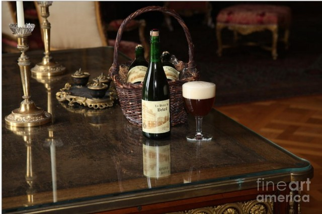 Greeting cards and prints from Belgian beer and brewery photos