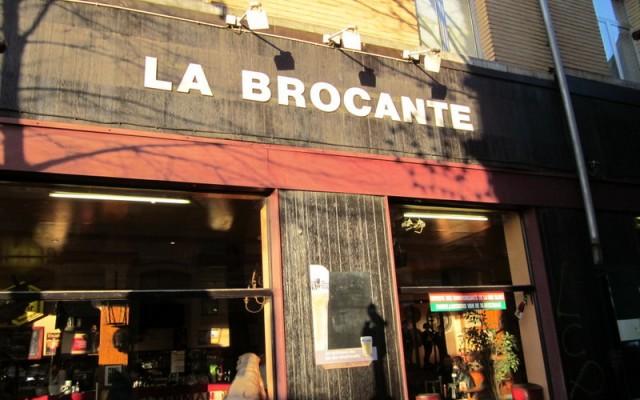 Café La Brocante, a Brussels insitution