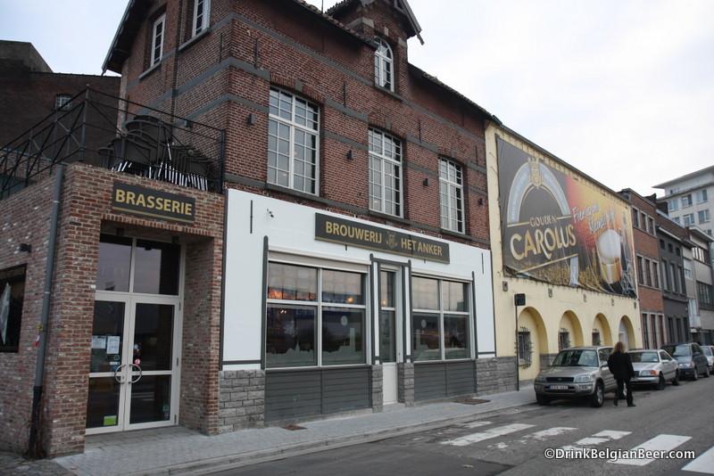 Brasserie Het Anker.