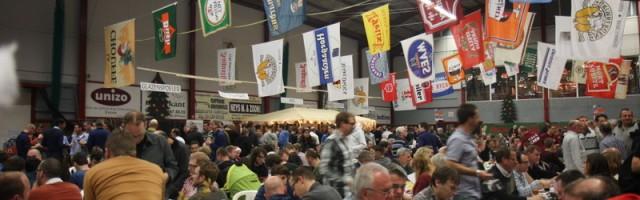 Belgium's premier Christmas beer festival is this weekend