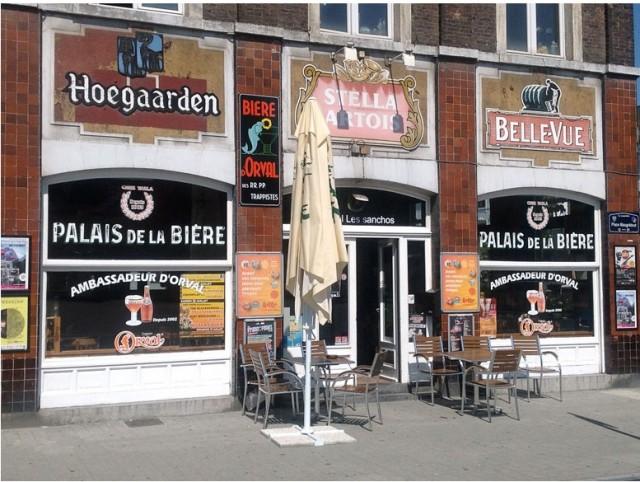 Orval's 2014 Ambassador cafes: Le Palais de la Bière is #1