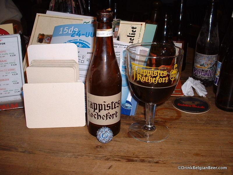 Vintage Trappist beer photos - Belgian Beer Specialist