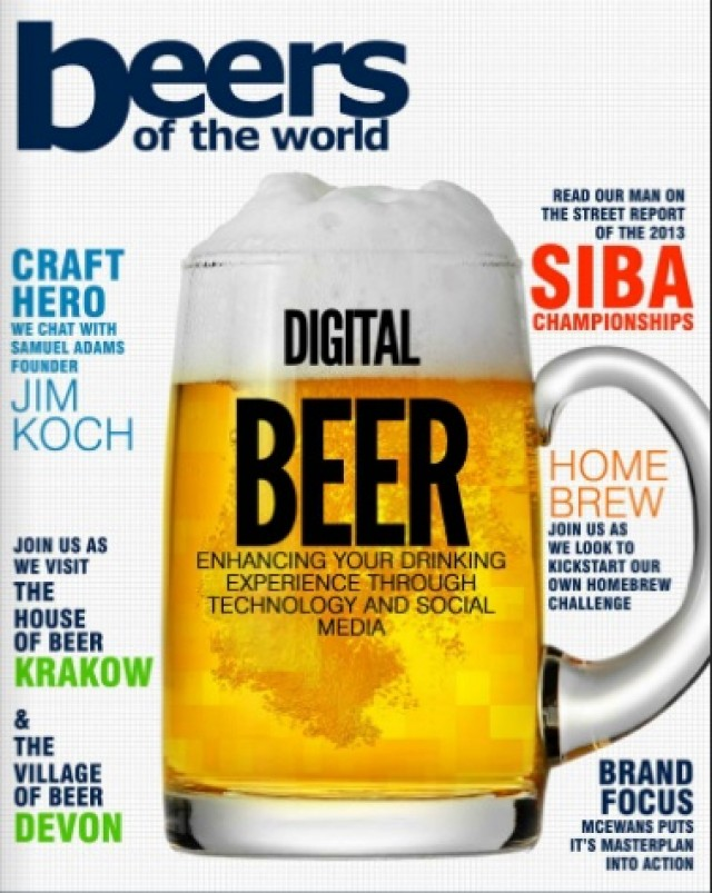 Beers of the World Magazine returns, in digital form