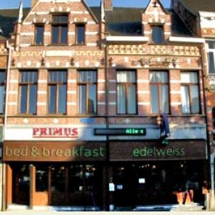 Eetcafe-B&B Edelweiss, Turnhout, Belgium.