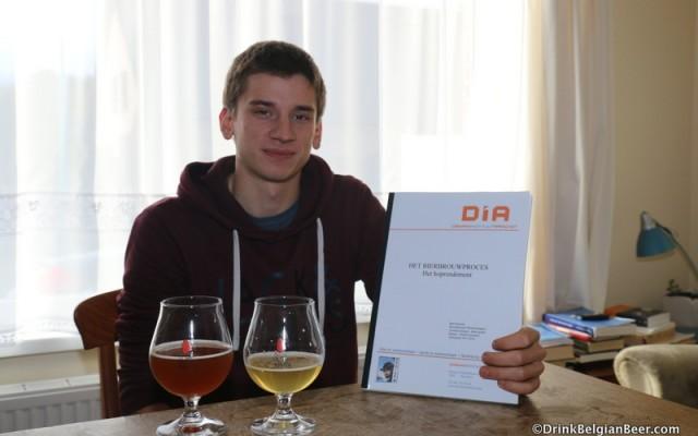 Brouwerij De Schuur, and a next generation Belgian brewer