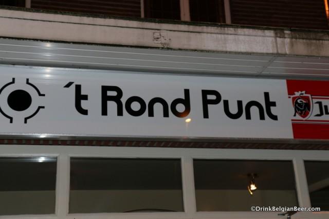 Taverne 't Rond Punt, Heist-op-den-Berg