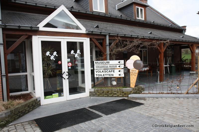 Volkscafe De Cam, the tasting cafe/restaurant of Geuzestekerij De Cam.