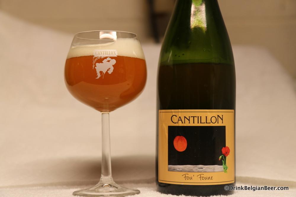 Brasserie Cantillon Fou' Foune.