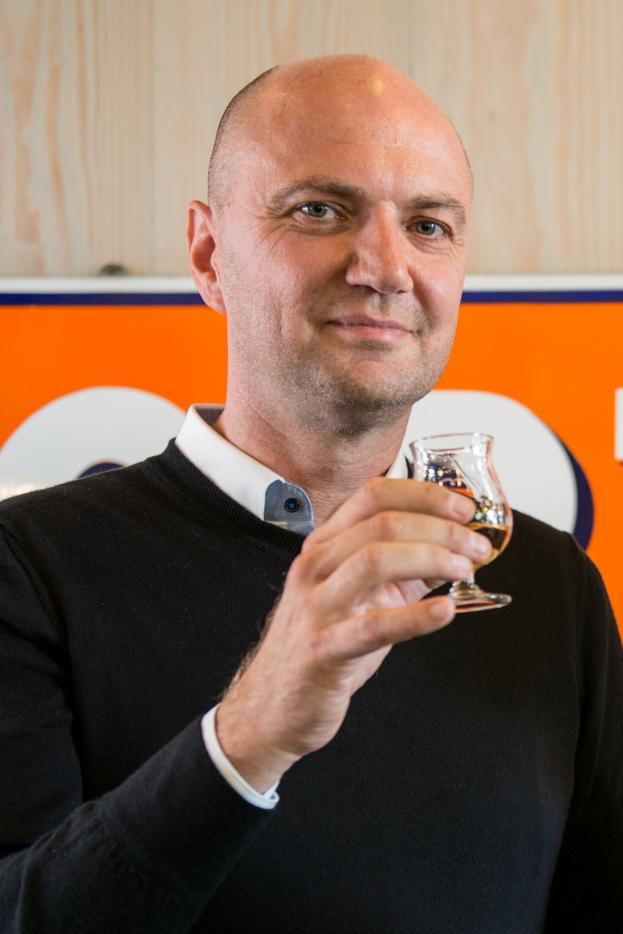 Hedwig Neven, brewmaster, Brouwerij Duvel-Moortgat