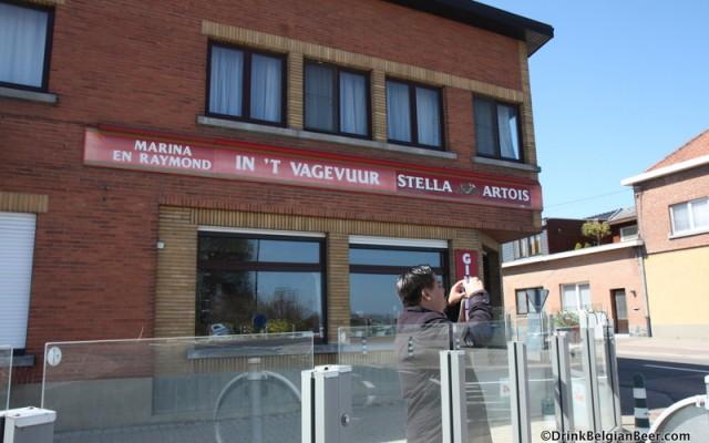 Cafe In 't Vagevuur, Sint-Pieters-Leeuw