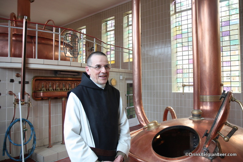Brasserie Trappistes Rochefort, part 1: the brewhouse ...