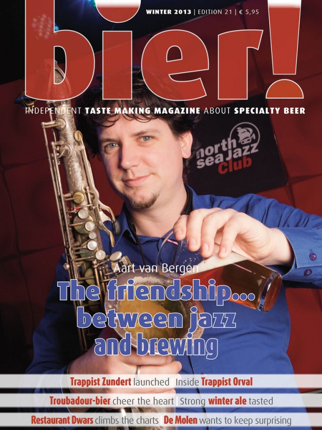 Bier! Magazine available in English, for iPad