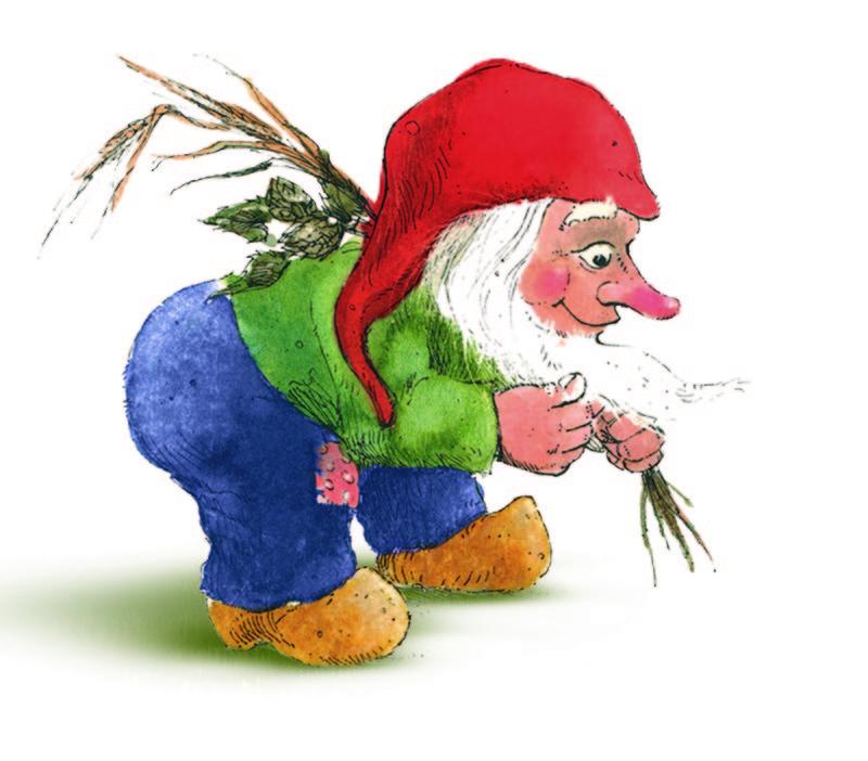 The Achouffe gnome.