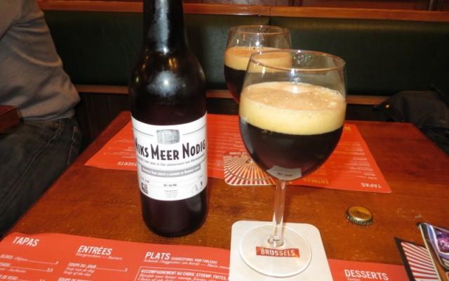 Beer of the Day: Alvinne Niks Meer Nodig