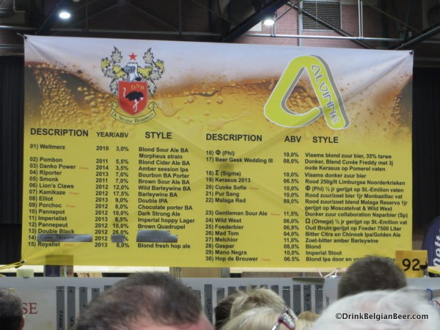 ZBF (Zythos Beer Fest) article in Celebrator Beer News
