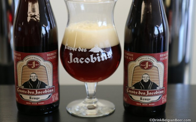 Beer of the Day: Bockor Cuvee de Jacobins Rouge