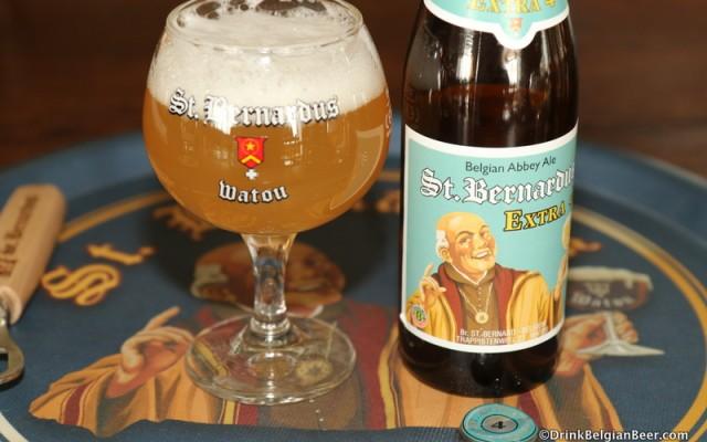 """Brouwerij St. Bernardus: """"new"""" Extra 4"""