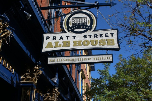 Chesapeake Real Ale Festival is October 18 at Pratt Street Alehouse