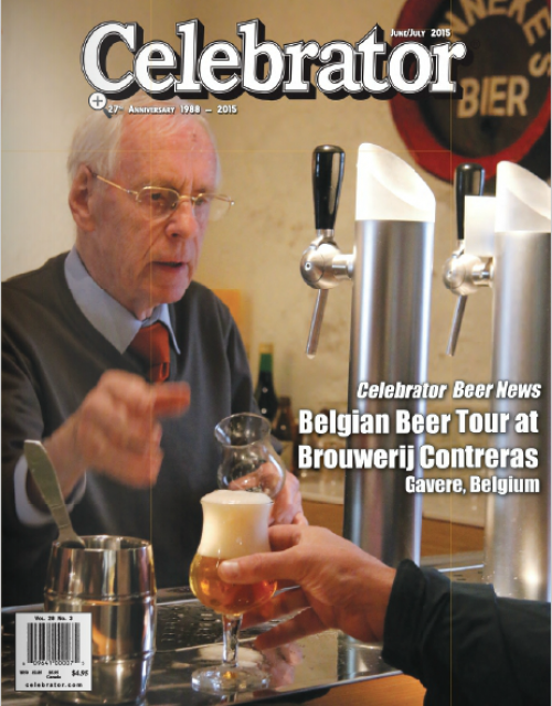 Toer de Geuze article in Celebrator Beer News