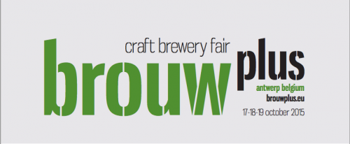 BrouwPlus Craft Brewery Fair in Antwerp, October 17-19