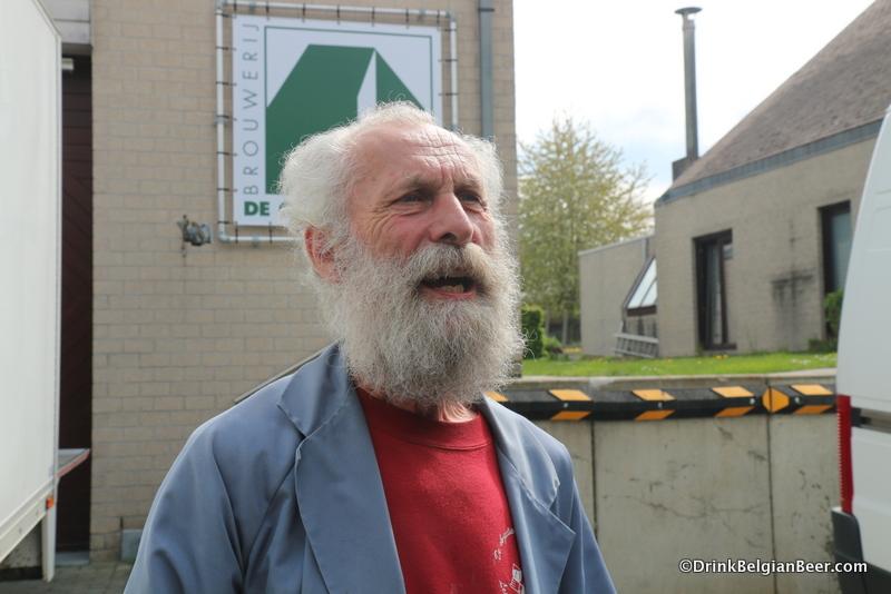 Jef van den Steen, Brouwerij de Glazen Toren.