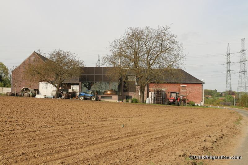 Brouwerij Girardin, St-Ulriks-Kapelle.