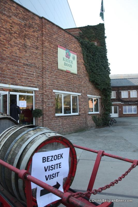 Brouwerij Boon, Lembeek, Belgium.