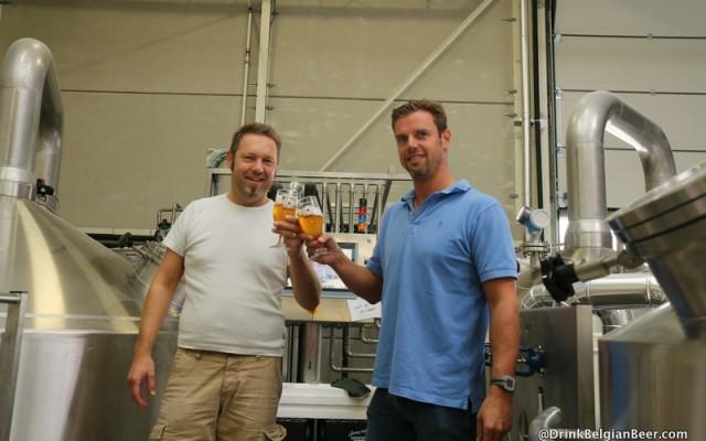 Het Nest opens new brewery in Turnhout