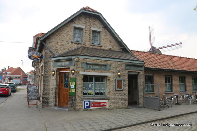 't Molenhof, Oostvleteren.