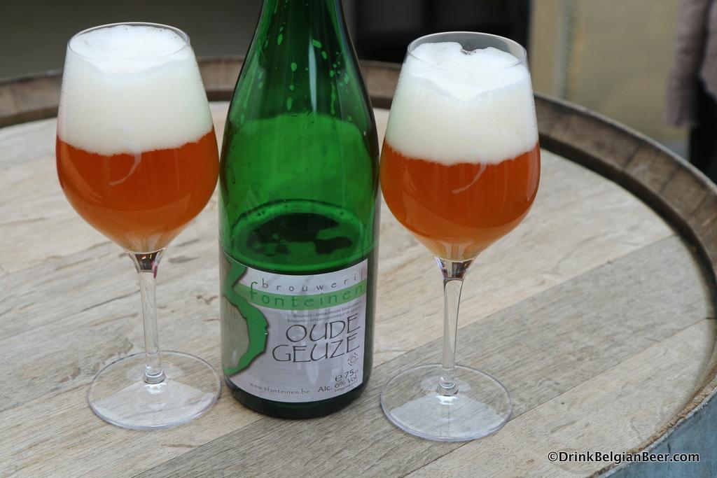 Brouwerij 3 Fonteinen Oude Geuze.