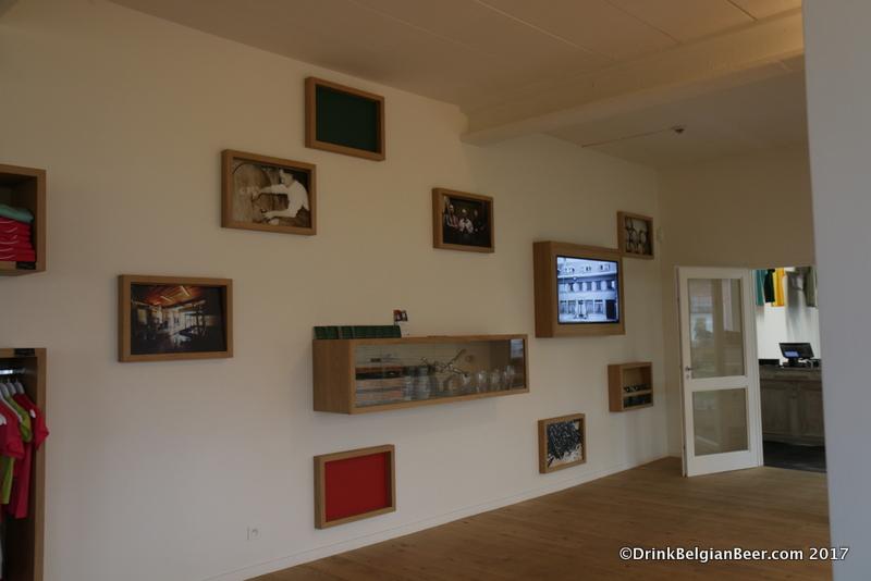 Inside the lambik-o-droom cafe.