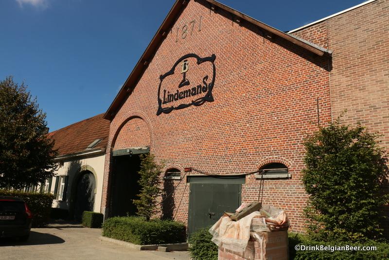 Brouwerij Lindemans of Vlezenbeek.