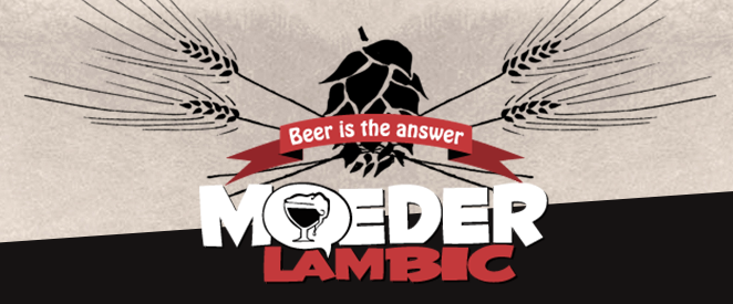 The great Moeder Lambic Original and Moeder Lambic Fontainas beer cafes are two of the sponsors of Vini, Birre, Ribelli.