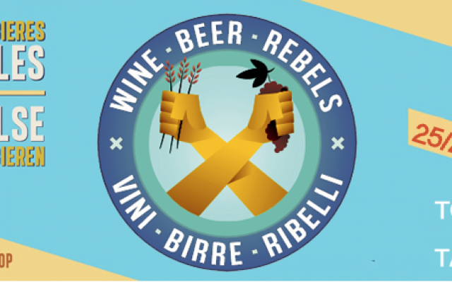 Weekend of Oude Geuze, Vini, Birre, Ribelli, and the Day of the Lambic
