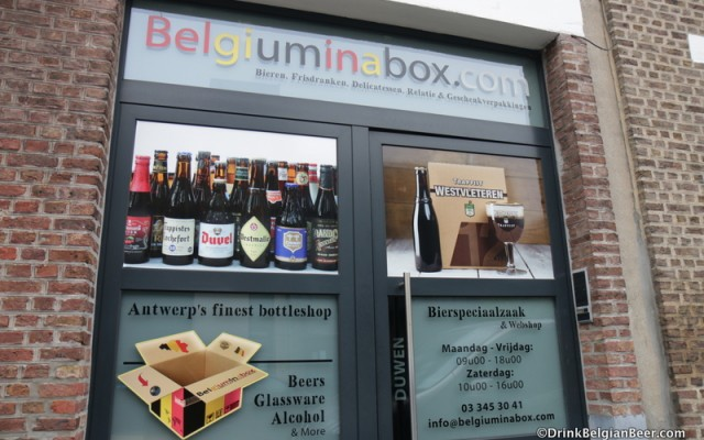 Visiting Brussels? Belgium in a Box offers bottle shipping service, from Brussels Beer Project