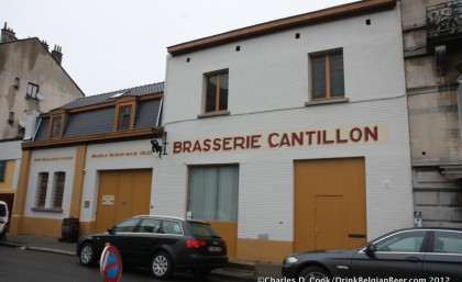 Protected: Belgium in a Box to be on site at Brasserie Cantillon on Monday, April 29