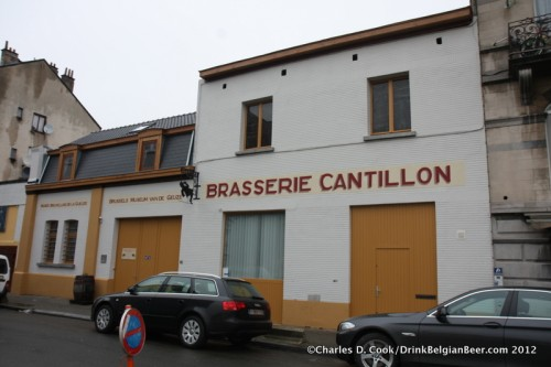Belgium in a Box to be on site at Brasserie Cantillon on Monday, April 29