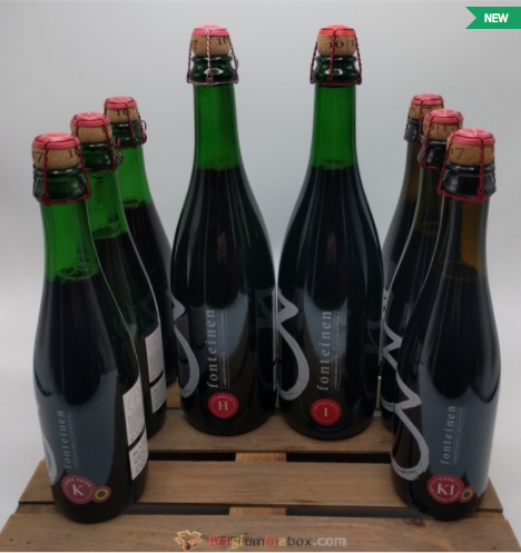 The 3 FONTEINEN RED FRUIT BOX 2016-2017.