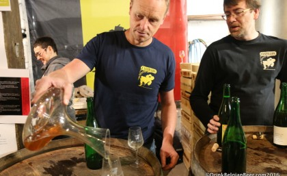 Cantillon Quintessence attendees can have beer shipped home by Belgium in a Box