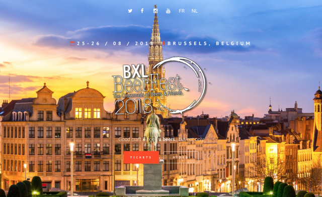 BXL Beer Fest in Brussels to feature stellar lineup of breweries on 25-26 August
