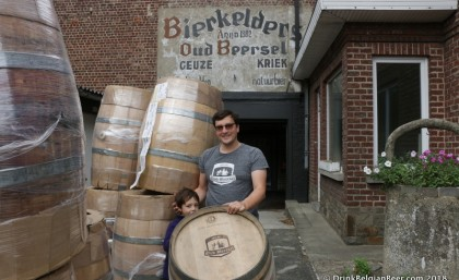 In 't Bierhuis Oud Beersel to reopen, new beers, and new bag in box lambics from Oud Beersel