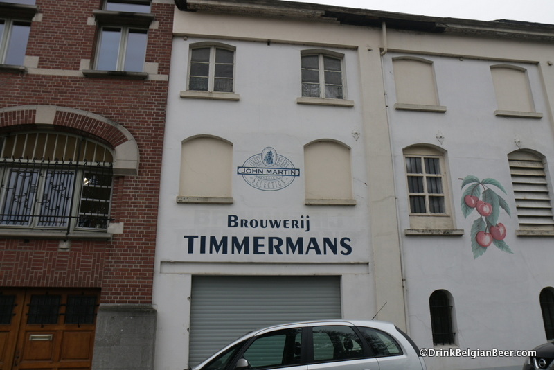 Brouwerij Timmermans of Itterbeek.