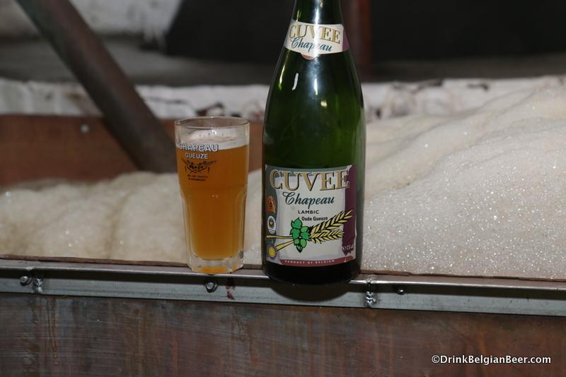 Brouwerij De Troch Oude Gueuze, Wambeek, Belgium.
